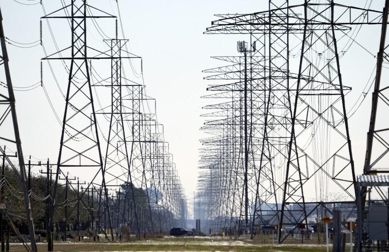 Winter Weather Texas Power Failures