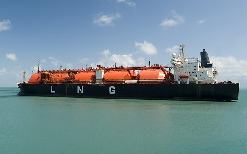 lng boat