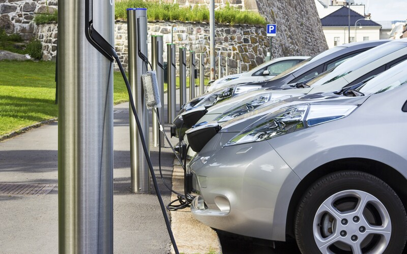 WEO ONLY -- EVs May Set Speed Record