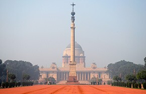 8975869-India-President-Residence-Government-New-Delhi-India