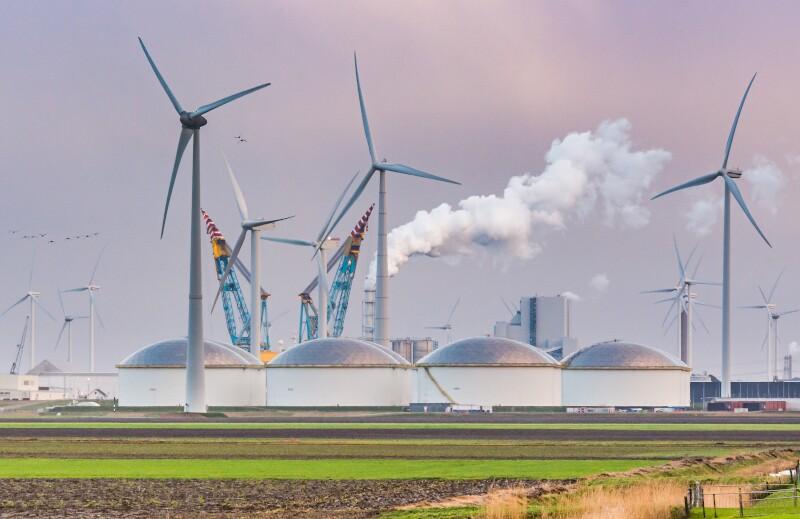 Energy Transition Gas vs Renewables